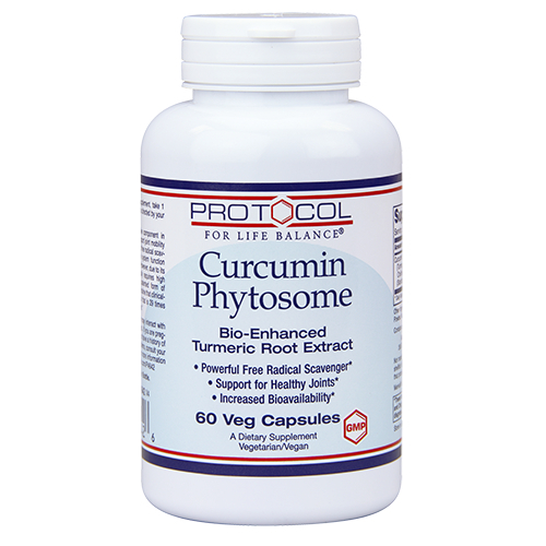 Curcumin Phytosome with Meriva