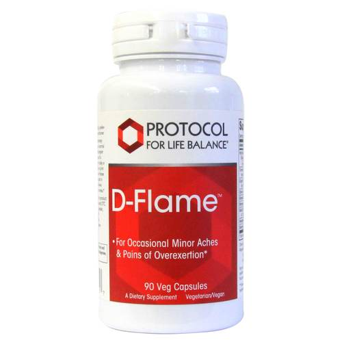 Protocol for Life Balance D-Flame  - 90 Veg Capsules - 113835_front.jpg