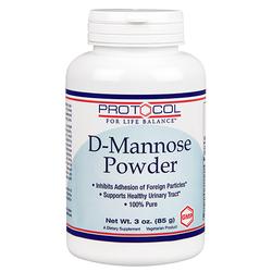 Protocol for Life Balance D-Mannose Powder