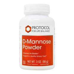 Protocol for Life Balance D-Mannose Powder