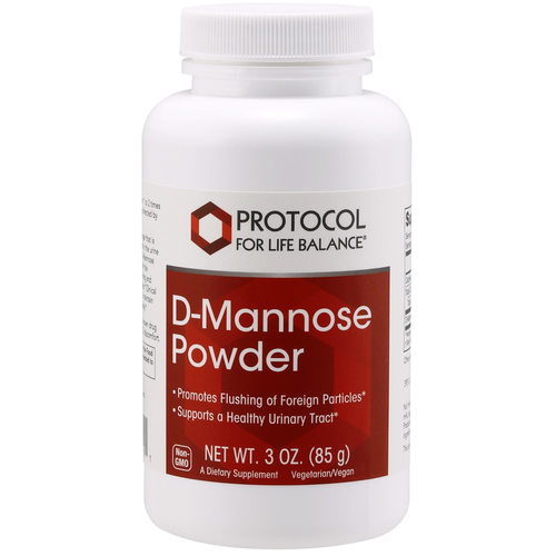 Protocol for Life Balance D-Mannose Powder - 3 oz - 113837_front.jpg