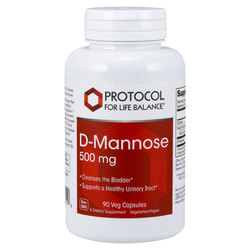 Protocol for Life Balance D-Mannose