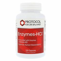 Protocol for Life Balance Enzymes-HCI