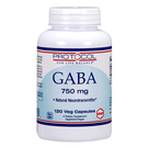 Protocol for Life Balance GABA 750 mg