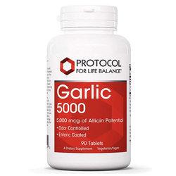Protocol for Life Balance Garlic 5000