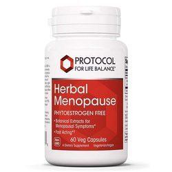 Protocol for Life Balance Herbal Menopause