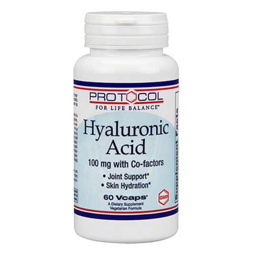 Hyaluronic Acid with Co-Factors