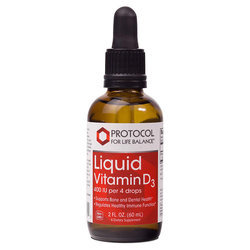 Protocol for Life Balance Liquid Vitamin D3
