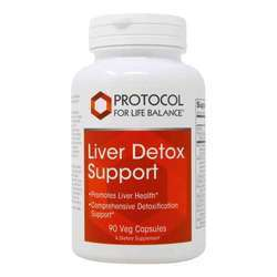 Protocol for Life Balance Liver Detox Support
