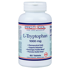 Protocol for Life Balance L-Tryptophan