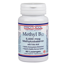Protocol for Life Balance Methyl B12 5,000 mcg with Folic Acid