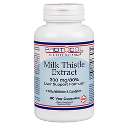 Protocol for Life Balance Milk Thistle