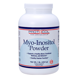 Protocol for Life Balance Myo-Inositol Powder