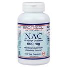 Protocol for Life Balance NAC N-Acetyl Cysteine 600 mg
