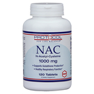 Protocol for Life Balance NAC 1,000 mg