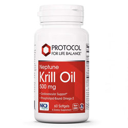 Protocol for Life Balance Neptune Krill Oil