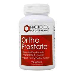 Protocol for Life Balance Ortho Prostate