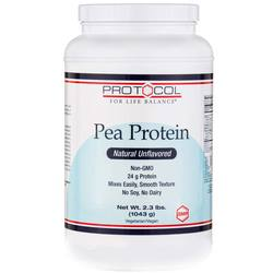 Protocol for Life Balance Pea Protein