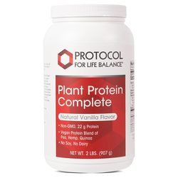Protocol for Life Balance Plant Protein Complete