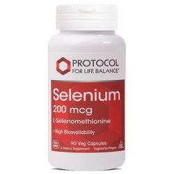 Protocol for Life Balance Selenium