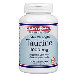 Protocol for Life Balance Taurine
