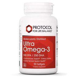 Protocol for Life Balance Ultra Omega-3