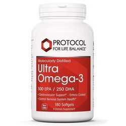 Protocol for Life Balance Ultra Omega-3