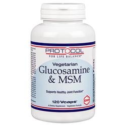 Protocol for Life Balance Vegetarian Glucosamine  MSM