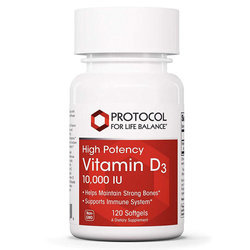 Protocol for Life Balance High Potency Vitamin D3