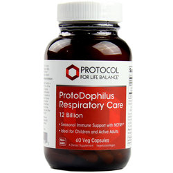 Protocol for Life Balance ProtoDophilus Respiratory Care