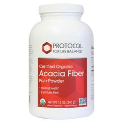 Protocol for Life Balance Organic Acacia Fiber Powder