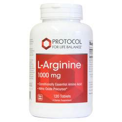 Protocol for Life Balance L-Arginine