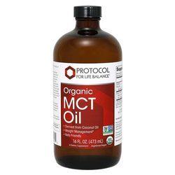 Protocol for Life Balance Organic MCT Oil