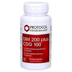 Protocol for Life Balance DIM 200 plus CDG 100