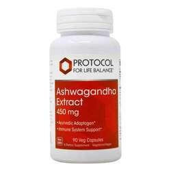 Protocol for Life Balance Ashwagandha Extract