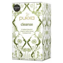 Pukka Herbal Teas Organic Nettle- Fennel  Peppermint Tea Cleanse