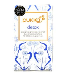 Pukka Herbal Teas Detox Tea