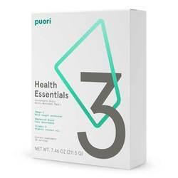 Puori P3 Health Essentials (O3 Fish Oil, M3 Magnesium and Vitamin D3)