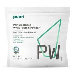 Puori PW1 Whey Protein Powder