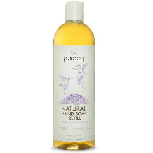 Natural Hand Soap Refill