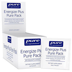 Pure Encapsulations Energize Plus Pure Packs