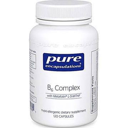 Pure Encapsulations B6 Complex