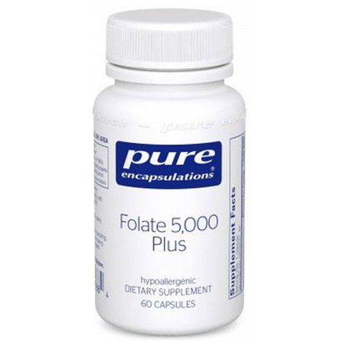 Folate 5,000 Plus