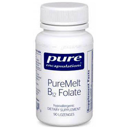 Pure Encapsulations PureMelt B12 Folate