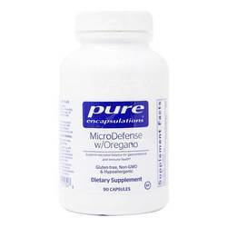 Pure Encapsulations MicroDefense with Oregano