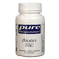 Pure Encapsulations Biotin