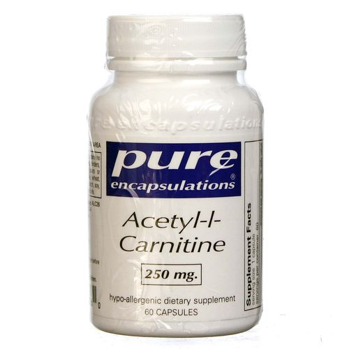 Acetyl-L-Carnitine 250 mg