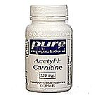 Pure Encapsulations Acetyl-L-Carnitine 250 mg