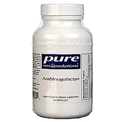 Pure Encapsulations Arabinogalactan