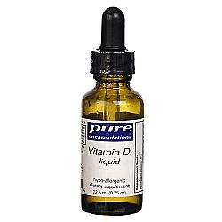 Pure Encapsulations Vitamin D3 Liquid